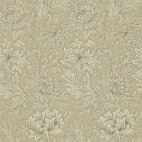 William Morris Chrysanthemum Toile