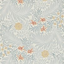 William Morris Larkspur