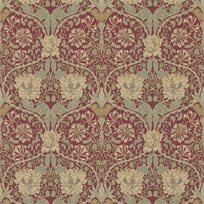 William Morris Honeysuckle & Tulip