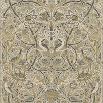 William Morris & co Bullerswood Stone/Mustard