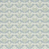 William Morris & co Morris Bellflowers Grey/Fennel