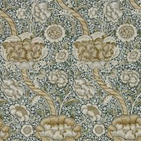 William Morris & co Wandle Forest/Mustard Tapet