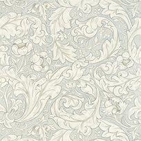 William Morris & co Pure Bachelors Button Grey Blue Tapet