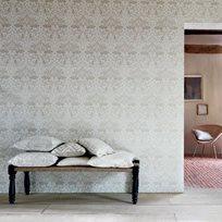 William Morris & co Pure Brer Rabbit White Clover Tapet