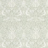 William Morris & co Pure Dove & Rose Grey Blue