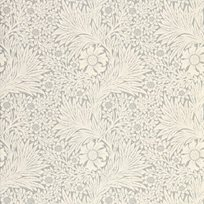 William Morris & co Pure Marigold Cloud Grey