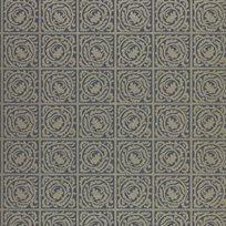 William Morris & co Pure Scroll Black Ink Tapet