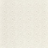 William Morris & co Pure Scroll White Clover