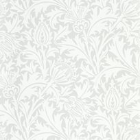 William Morris & co Pure Thistle Grey Blue