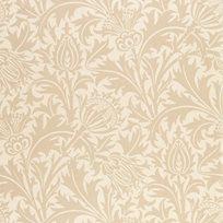 William Morris & co Pure Thistle Linen Tapet