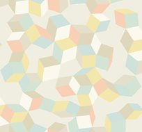 Cole & Son Puzzle Tapet