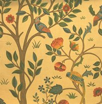 William Morris & co Kelmscott Tree Tyg