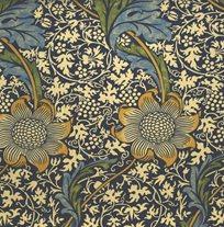 William Morris & co Kennet Tyg