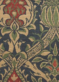 William Morris & co Granada Tyg
