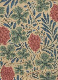 William Morris & co Vine Tyg