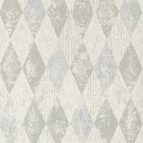 Designers Guild Arlecchino Ivory Tapet