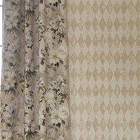 Designers Guild Arlecchino Linen Tapet