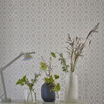 Designers Guild Merletti Chalk Tapet
