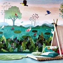 Villa Nova Dusky Amazon Tapet