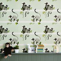 Villa Nova Monkey Bars Tapet