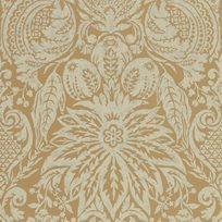 Zoffany Mitford Damask Antique Gold
