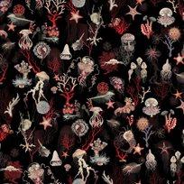 Jean Paul Gaultier Corail Noir Tapet