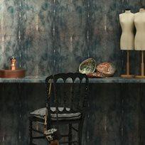 Jean Paul Gaultier Précieux Bleu Tapet