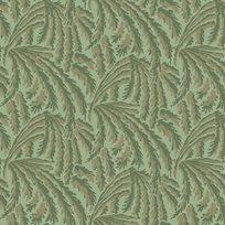 Au fil des Couleurs Willow Olive & Gold Tapet