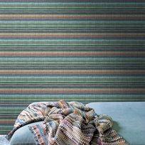 Missoni Riga Multicolor horizontal Tapet
