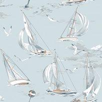 Boråstapeter Sailboats
