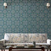 William Morris & co Brophy Trellis Tapet