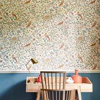 William Morris & co Newill Tapet