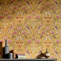 William Morris & co Seasons by May Tapet