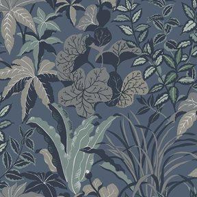 Au fil des Couleurs Magic Garden Midnight Blue