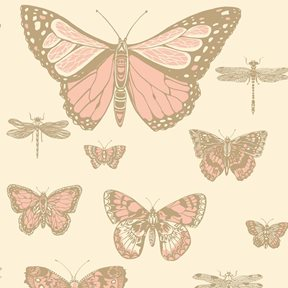 Cole & Son Butterflies & Dragonflies