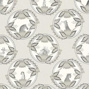 Cole & Son Ardmore cameos Tapet