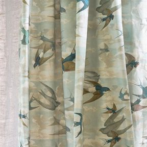 John Derian Chimney Swallows