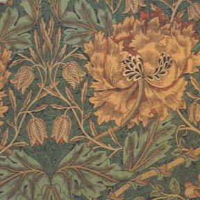 William Morris & co Honeysuckle & Tulip