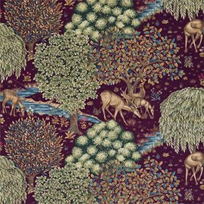 William Morris & co The Brook - sammet