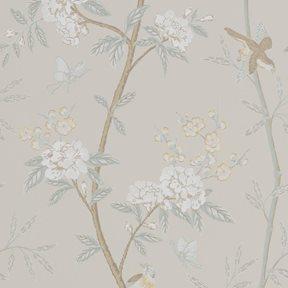 Baker Peony & Blossom Soft Aqua