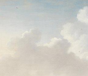 Intrade Dutch Sky Stripes blue
