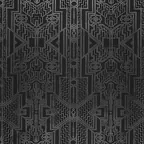 Ralph Lauren Brandt Geometric Charcoal