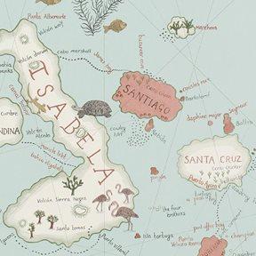 Sanderson Galapagos Tapet