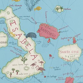 Sanderson Galapagos
