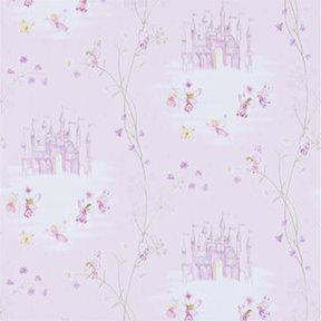 Sanderson Fairy Castle Tapet