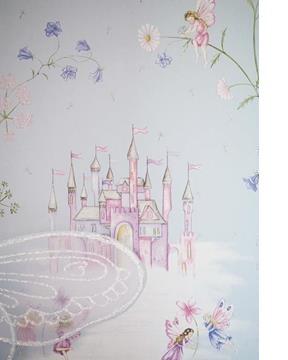 Sanderson Fairy Castle