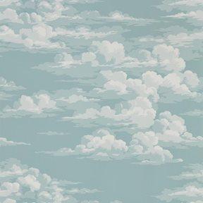Sanderson Silvi Clouds - Sky
