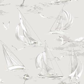 Boråstapeter Sailboats Tapet