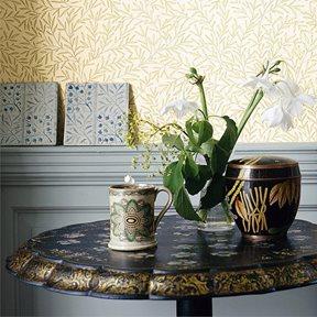 William Morris & co Lily Leaf
