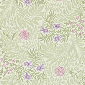William Morris & co Larkspur